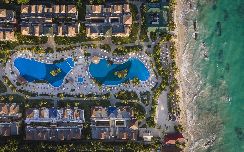 Ocean Blue Sand Golf Beach Resort